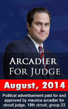 Arcadier For Judge
